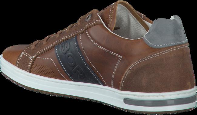Cognacfarbene BJORN BORG Sneaker GEOFF CTR - large
