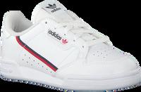 Weiße ADIDAS Sneaker CONTINENTAL 80 C  - medium