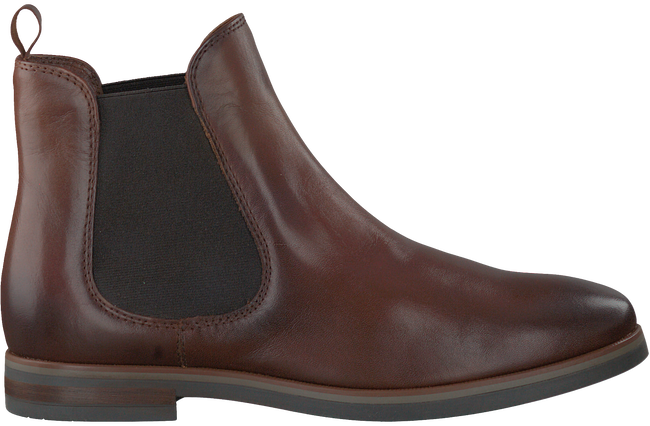 Cognacfarbene OMODA Chelsea Boots 54A-005 - large