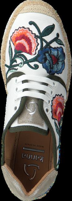 Weiße KANNA Sneaker NIMES - large