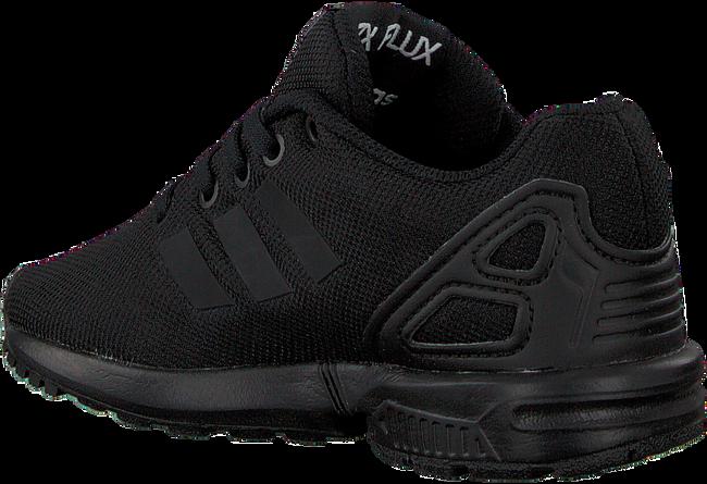 Schwarze ADIDAS Sneaker ZX FLUX KIDS - large