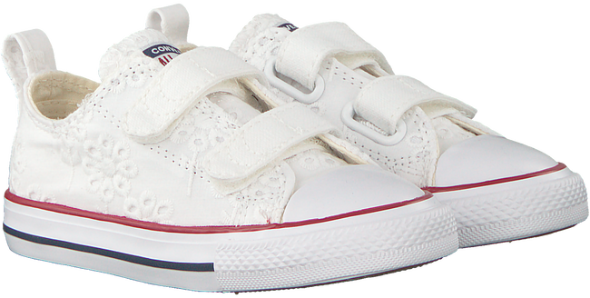 Weiße CONVERSE Sneaker CTAS 2V OX  - large