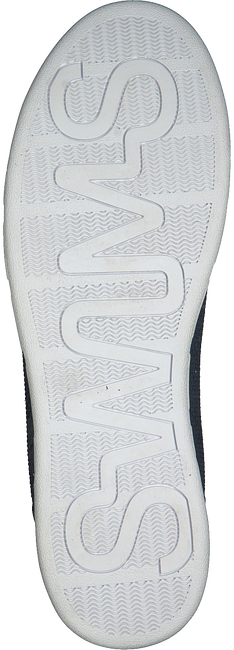 Blaue SWIMS Sneaker BREEZE TENNIS KNIT  - large