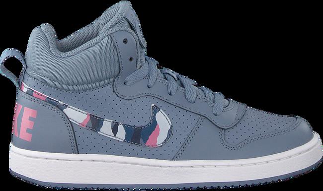 Graue NIKE Sneaker COURT BOROUGH MID (KIDS) - large