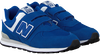 Blaue NEW BALANCE Sneaker YV574 M  - small
