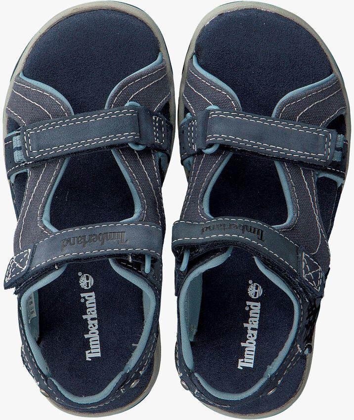 Blaue TIMBERLAND Sandalen PARK HOPPER L/F 2 STRAP KIDS - larger