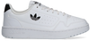Weiße ADIDAS Sneaker low NY 90 J  - small