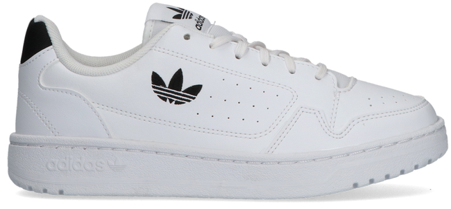 Weiße ADIDAS Sneaker low NY 90 J  - large