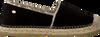 Schwarze FRED DE LA BRETONIERE Espadrilles 152010144 FRS0648  - small