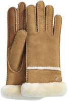 Camelfarbene UGG Handschuhe 17371  - medium