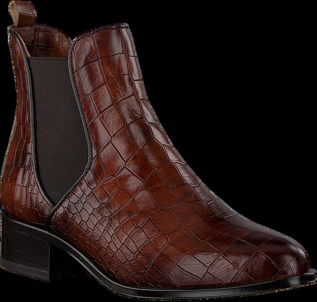 Cognacfarbene VERTON Chelsea Boots 567-010  - large