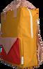 Gelbe STICKY LEMON Rucksack BACKPACK ENVELOPE LARGE - small