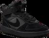 Schwarze NIKE Sneaker high COURT BOROUGH MID WINTER KIDS  - small