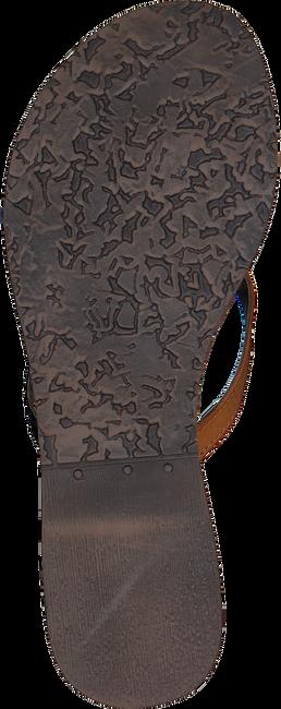 Braune LAZAMANI Pantolette 75.644  - large