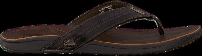 Braune REEF Pantolette J-BAY III  - large