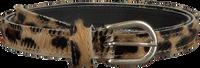 Braune LEGEND Gürtel 20803 - medium