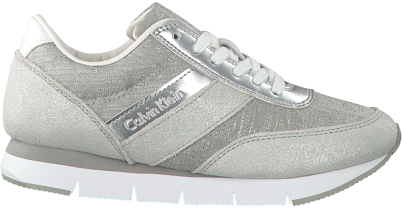 Calvin Klein Silberne Sneaker Tea Omoda m8n0wONv