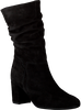 Schwarze GABOR Stiefeletten 611.1  - small