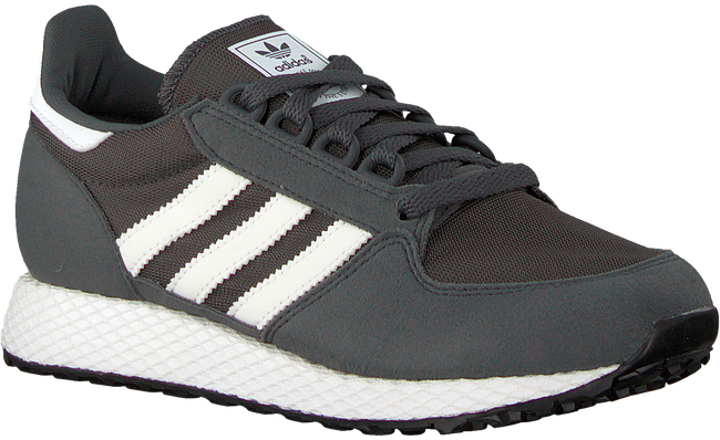 Graue ADIDAS Sneaker FOREST GROVE J  - large