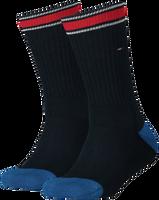 Blaue TOMMY HILFIGER Socken TH KIDS ICONIC SPORTS SOCK 2P  - medium