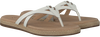 Weiße UGG Zehentrenner ANNICE - small