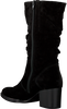 Schwarze GABOR Stiefeletten 894  - small