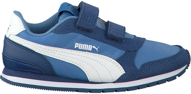 Blaue PUMA Sneaker ST.RUNNER JR - large