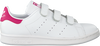 Weiße ADIDAS Sneaker STAN SMITH CF J - small
