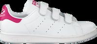 Weiße ADIDAS Sneaker STAN SMITH CF J - medium
