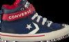 Blaue CONVERSE Sneaker PRO BLAZE STRAP HI KIDS - small