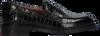 Schwarze BILLI BI Loafer 4110  - small