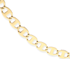 Goldfarbene NOTRE-V Armband ARMBAND SCHAKEL #4  - small