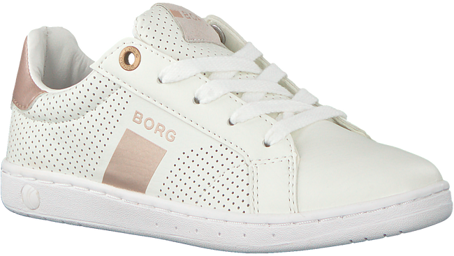 Weiße BJORN BORG Sneaker T307 LOW PRF MET K - large
