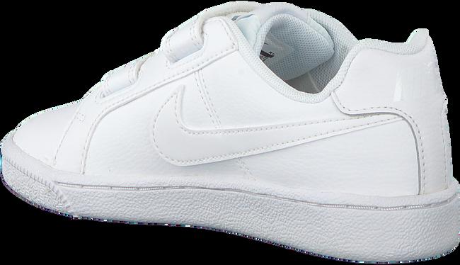 Weiße NIKE Sneaker COURT ROYALE (PSV)  - large