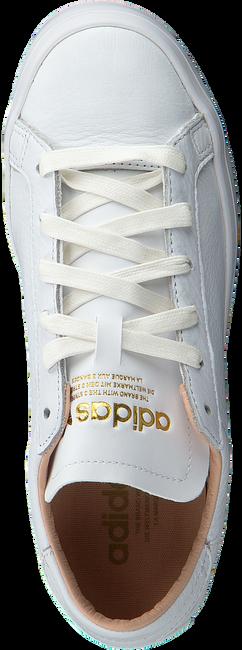 Weiße ADIDAS Sneaker COURT VANTAGE DAMES | Omoda