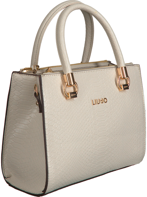 Beige LIU JO Shopper MANH SHOPPING BAG  - large
