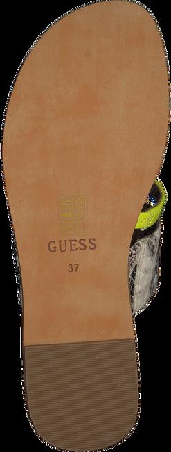 Beige GUESS Pantolette GENERA  - large
