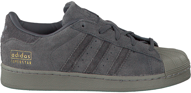 Graue ADIDAS Sneaker SUPERSTAR C - large