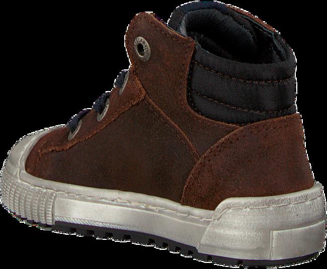 Cognacfarbene DEVELAB Sneaker 41683 - large