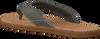grey UGG shoe SEASIDE FLIP  - small