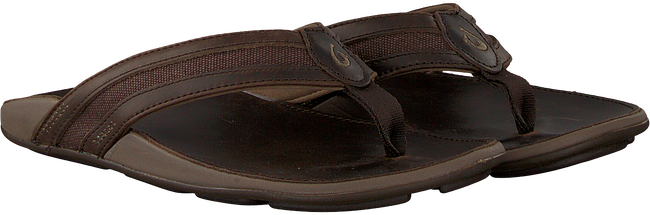 brown OLUKAI shoe IKOI  - large