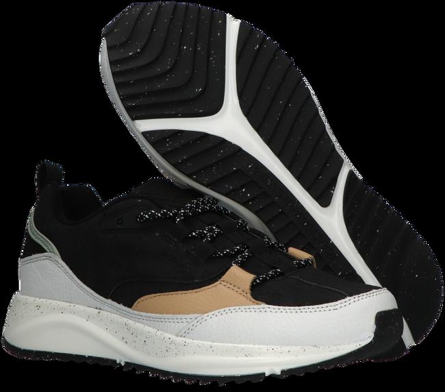 Schwarze WODEN Sneaker low MALOU CORK  - large