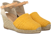 Gelbe OMODA Espadrilles LACRAME  - small