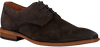 Braune VAN LIER Business Schuhe 1913702  - small