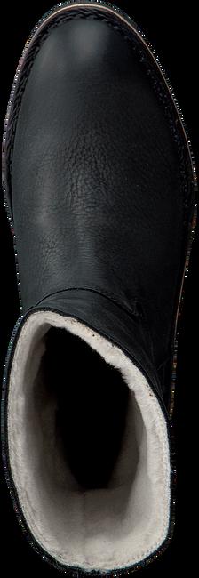 Schwarze SHABBIES Stiefeletten 181020294 SHS0787  - large
