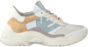 Weiße VIA VAI Sneaker low RAYA  - small