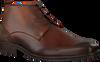 Camelfarbene OMODA Business Schuhe 36489 - small