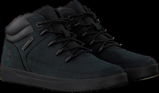 Schwarze TIMBERLAND Sneaker high DAVIS SQUARE EUROSPRINT  - large