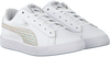 Weiße PUMA Sneaker BASKET CHAMELEON  - small