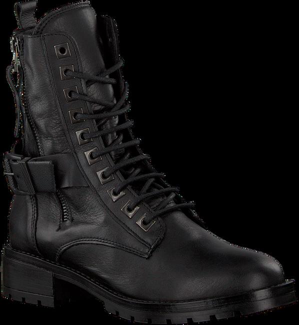 Schwarze OMODA Biker Boots 185 SOLE 456 - large